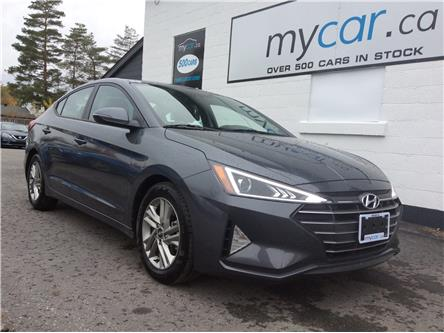 2019 Hyundai Elantra  (Stk: 191635) in Kingston - Image 1 of 20