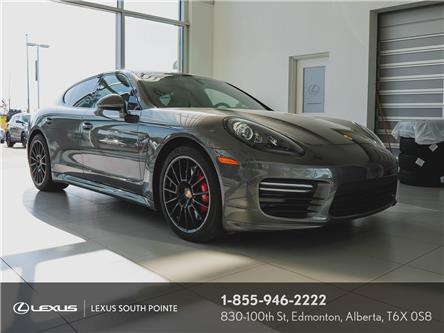2014 Porsche Panamera GTS (Stk: LUB0396A) in Edmonton - Image 1 of 27