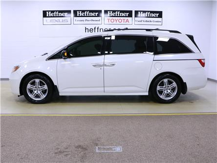 2012 Honda Odyssey Touring (Stk: 196081) in Kitchener - Image 2 of 33