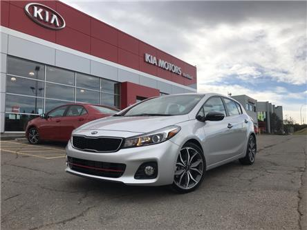 2018 Kia Forte 1.6L SX (Stk: 8FT8362) in Calgary - Image 1 of 24