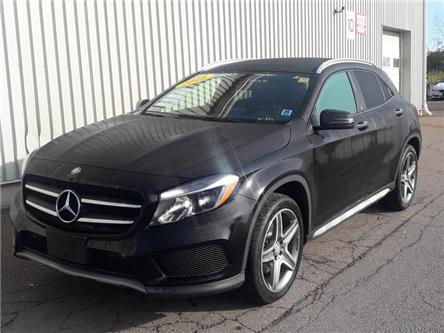 2016 Mercedes-Benz GLA-Class Base (Stk: X4803A) in Charlottetown - Image 1 of 18