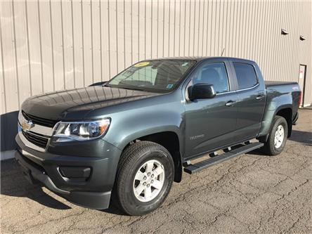 2017 Chevrolet Colorado WT (Stk: U3519) in Charlottetown - Image 1 of 19