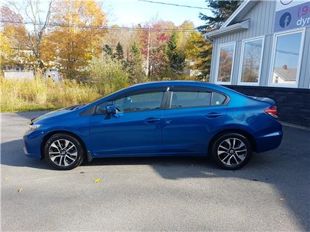 2015 Honda Civic EX (Stk: 00196) in Middle Sackville - Image 2 of 26