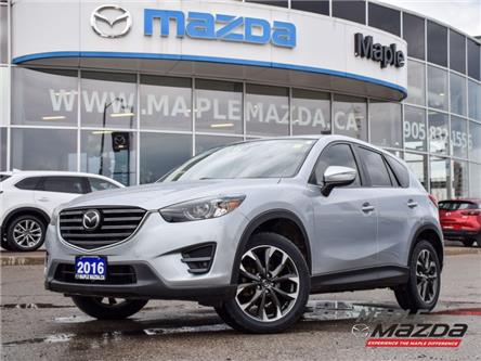 2016 Mazda CX-5 GT (Stk: P-1138) in Vaughan - Image 1 of 27