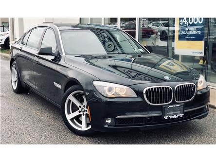 2009 BMW 750 Li (Stk: 8069h) in Markham - Image 1 of 19