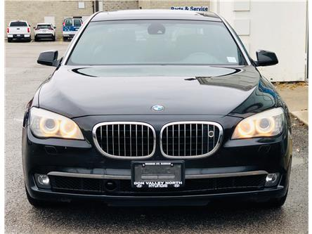 2009 BMW 750 Li (Stk: 8069h) in Markham - Image 2 of 19