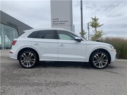 2019 Audi SQ5 3.0T Progressiv (Stk: 50396) in Oakville - Image 2 of 20