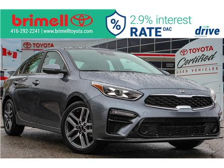 2019 Kia Forte EX+ (Stk: 10033R) in Scarborough - Image 1 of 28