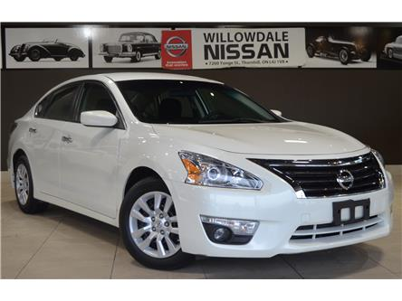 2015 Nissan Altima 2.5 S (Stk: E7856A) in Thornhill - Image 2 of 27