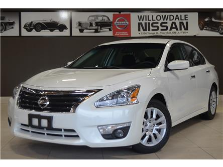 2015 Nissan Altima 2.5 S (Stk: E7856A) in Thornhill - Image 1 of 27