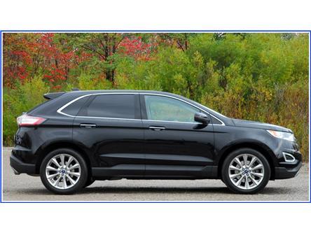 2017 Ford Edge Titanium (Stk: D93520A) in Kitchener - Image 2 of 20