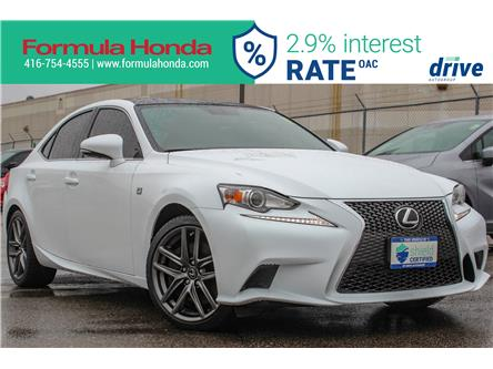 2016 Lexus IS 300 Base (Stk: B11483A) in Scarborough - Image 1 of 30