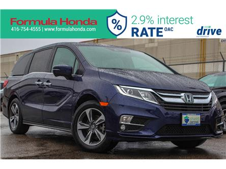 2019 Honda Odyssey EX-L (Stk: B11494) in Scarborough - Image 1 of 34