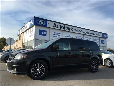 2018 Dodge Grand Caravan GT (Stk: 18-13752) in Brampton - Image 1 of 16