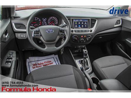 2019 Hyundai Accent Preferred (Stk: B11513R) in Scarborough - Image 2 of 27