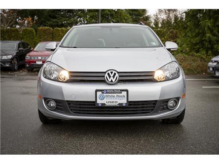 2014 Volkswagen Golf 2.0 TDI Wolfsburg Edition (Stk: VW0998) in Vancouver - Image 2 of 19