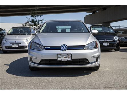 2016 Volkswagen e-Golf SE (Stk: LF1717A) in Surrey - Image 2 of 22