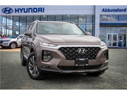 2020 Hyundai Santa Fe Preferred 2.4 w/Sun & Leather Package (Stk: LF144946) in Abbotsford - Image 1 of 24