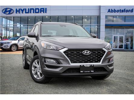 2020 Hyundai Tucson Preferred w/Sun & Leather Package (Stk: LT107244) in Abbotsford - Image 1 of 24