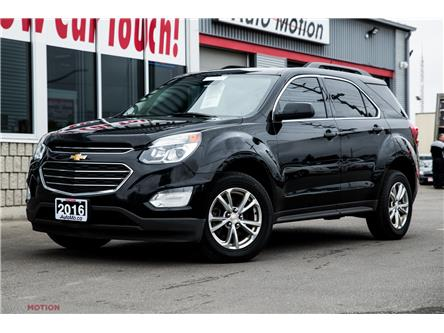 2016 Chevrolet Equinox 1LT (Stk: 191189) in Chatham - Image 1 of 25