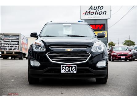 2016 Chevrolet Equinox 1LT (Stk: 191189) in Chatham - Image 2 of 25
