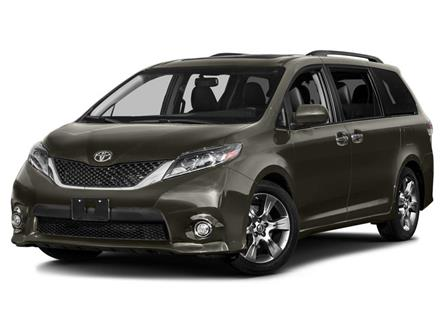2017 Toyota Sienna SE 8 Passenger (Stk: 95604R) in Waterloo - Image 1 of 10