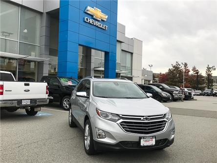 2019 Chevrolet Equinox Premier (Stk: 9E1067T) in North Vancouver - Image 2 of 13