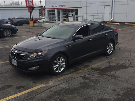 2013 Kia Optima EX Turbo + (Stk: 1910483) in Waterloo - Image 1 of 3