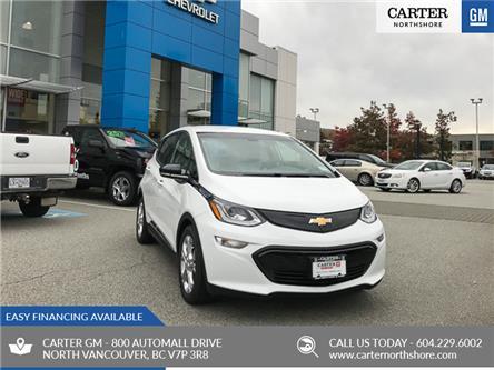 2019 Chevrolet Bolt EV LT (Stk: 9B00390) in North Vancouver - Image 1 of 13