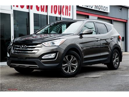 2014 Hyundai Santa Fe Sport  (Stk: 191158) in Chatham - Image 1 of 24