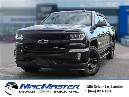 2018 Chevrolet Silverado 1500 2LZ (Stk: 95231A) in London - Image 1 of 10