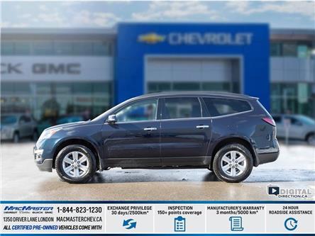 2017 Chevrolet Traverse 1LT (Stk: 81115A) in London - Image 2 of 10