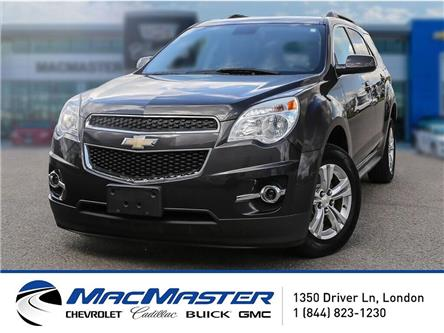 2013 Chevrolet Equinox 2LT (Stk: 91194A) in London - Image 1 of 10