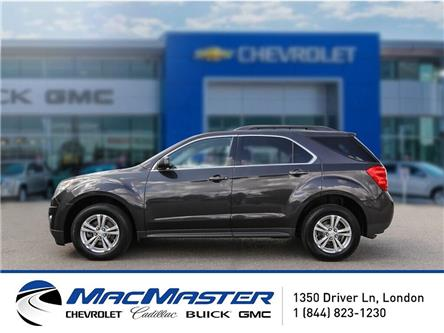2013 Chevrolet Equinox 2LT (Stk: 91194A) in London - Image 2 of 10