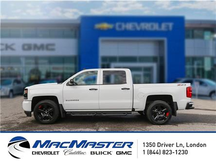 2017 Chevrolet Silverado 1500 2LZ (Stk: 95217A) in London - Image 2 of 10