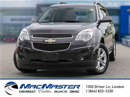 2015 Chevrolet Equinox 1LT (Stk: 90432A) in London - Image 1 of 10