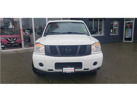 2015 Nissan Titan S (Stk: 9R7206A) in Duncan - Image 1 of 12