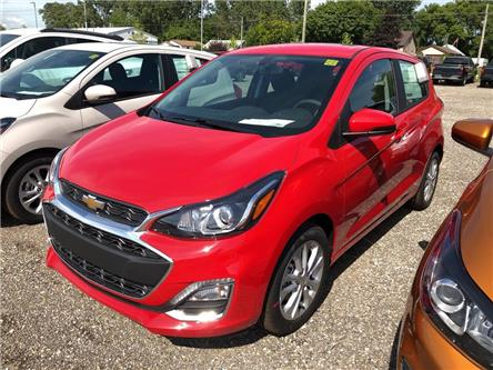 2020 Chevrolet Spark 1LT CVT (Stk: KL8CD6) in London - Image 1 of 5