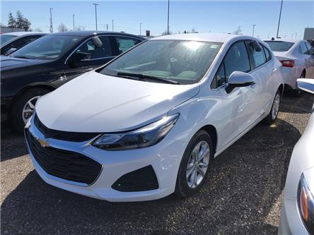 2019 Chevrolet Cruze LT (Stk: 3G1BE6) in London - Image 1 of 5