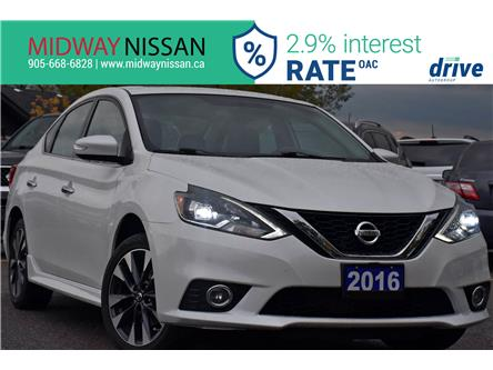 2016 Nissan Sentra 1.8 SR (Stk: U1894) in Whitby - Image 1 of 34