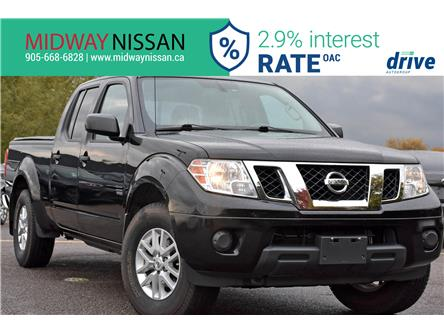 2015 Nissan Frontier SV (Stk: U1754A) in Whitby - Image 1 of 29