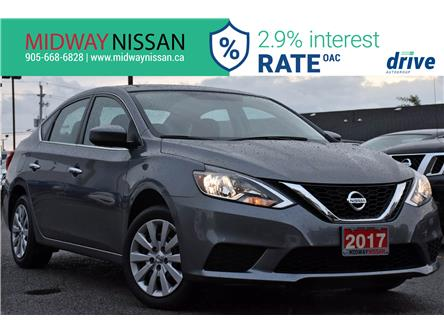 2017 Nissan Sentra 1.8 SV (Stk: KC633553A) in Whitby - Image 1 of 32