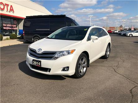 2014 Toyota Venza Base V6 (Stk: P0055890) in Cambridge - Image 2 of 14