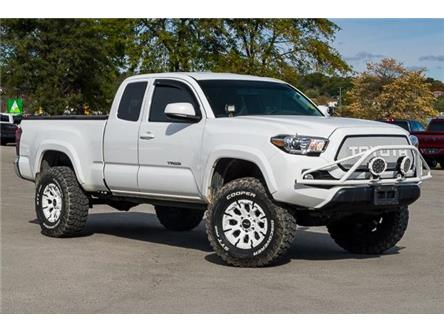 2016 Toyota Tacoma SR5 (Stk: 27034U) in Barrie - Image 1 of 22
