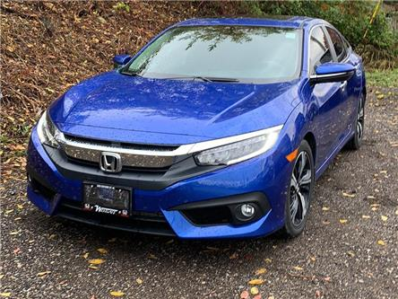 2017 Honda Civic Touring (Stk: J0760A) in London - Image 2 of 14