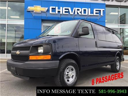 2010 Chevrolet Express 2500 LS (Stk: X8078) in Ste-Marie - Image 1 of 22