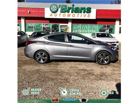 2015 Hyundai Elantra GLS (Stk: 12824A) in Saskatoon - Image 2 of 20