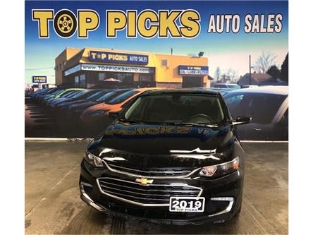 2018 Chevrolet Malibu LT (Stk: 103827) in NORTH BAY - Image 1 of 26