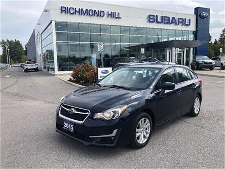 2015 Subaru Impreza 2.0i Touring Package (Stk: P03854) in RICHMOND HILL - Image 1 of 16