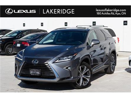 2018 Lexus RX 350L Luxury (Stk: D20006A) in Toronto - Image 1 of 30